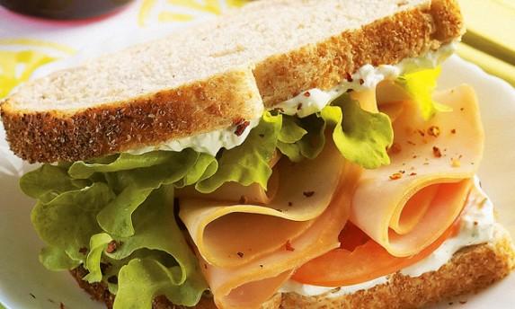 Sanduíche de Verão