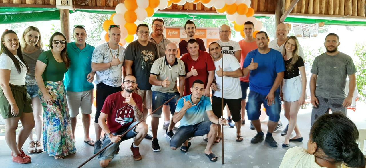 Dipães realiza confraternização de fim de ano na Unidade de Itajaí/SC