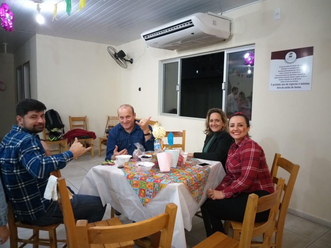 Dipães Promove Festa Caipira para Colaboradores e Familiares da Filial