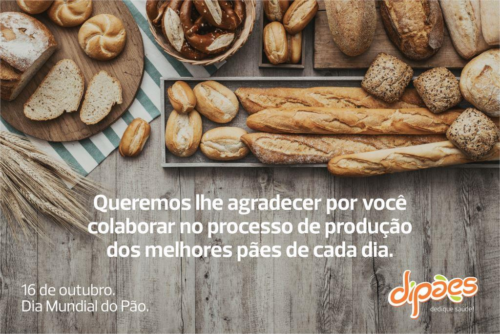 Dipães comemora o Dia Mundial do Pão