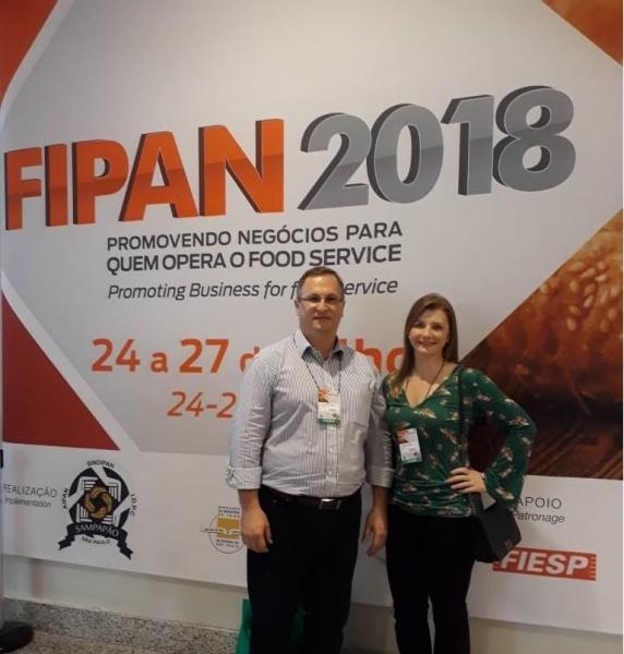 Colaboradores da Dipães participam da FIPAN 2018