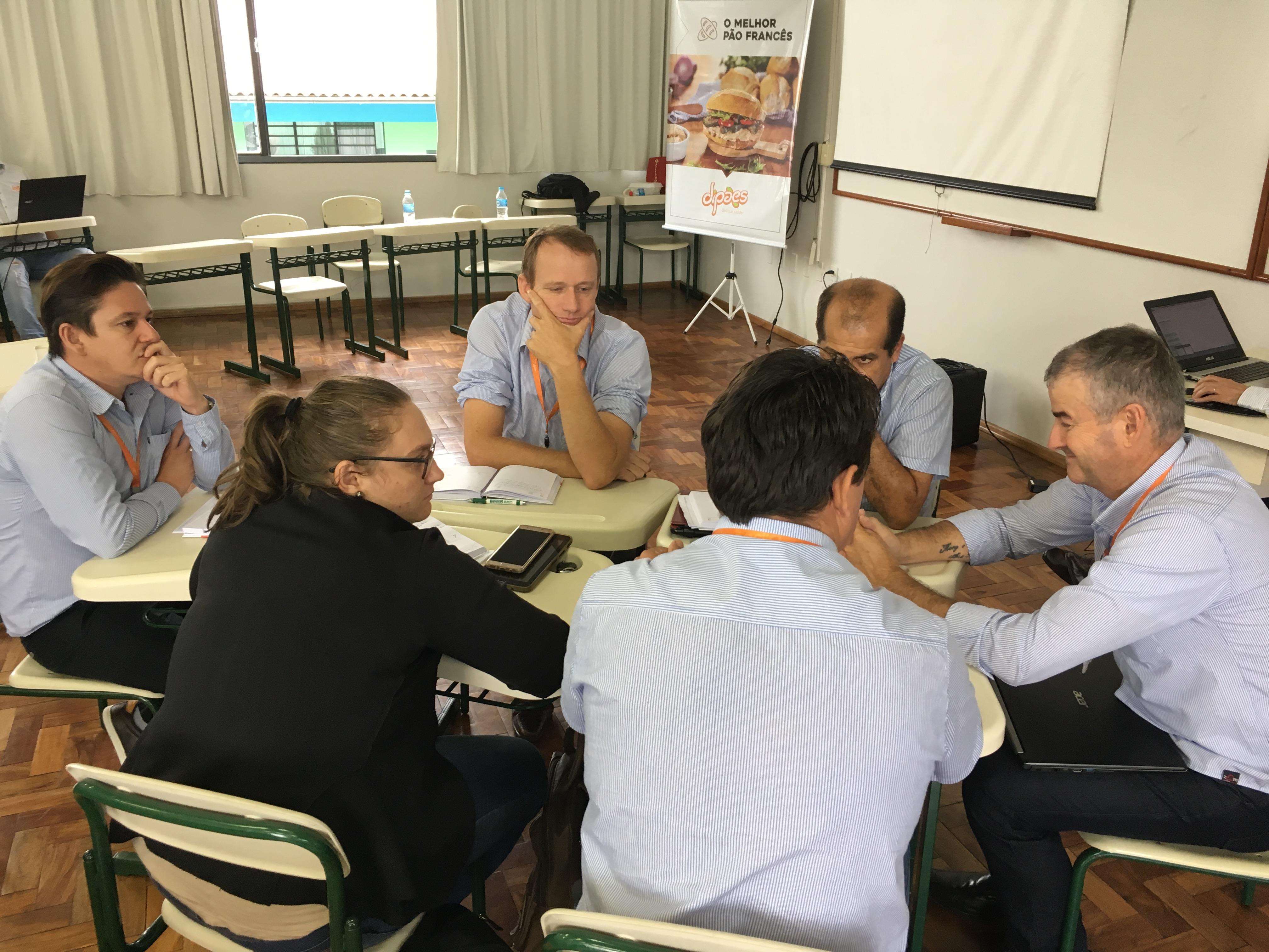 Encontros com as Equipes Comerciais são realizados na Matriz e Filial da Dipães