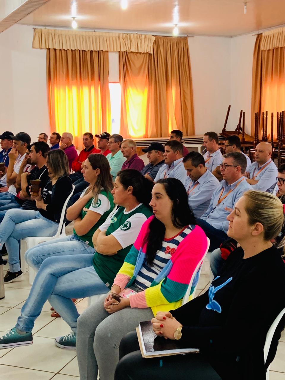 Concluída a 3ª Semana SIPAT na Dipães em Paraíso/SC