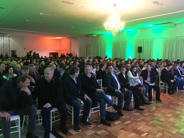 Mais de 500 pessoas participam do 6º e último Painel SC Que Dá Certo