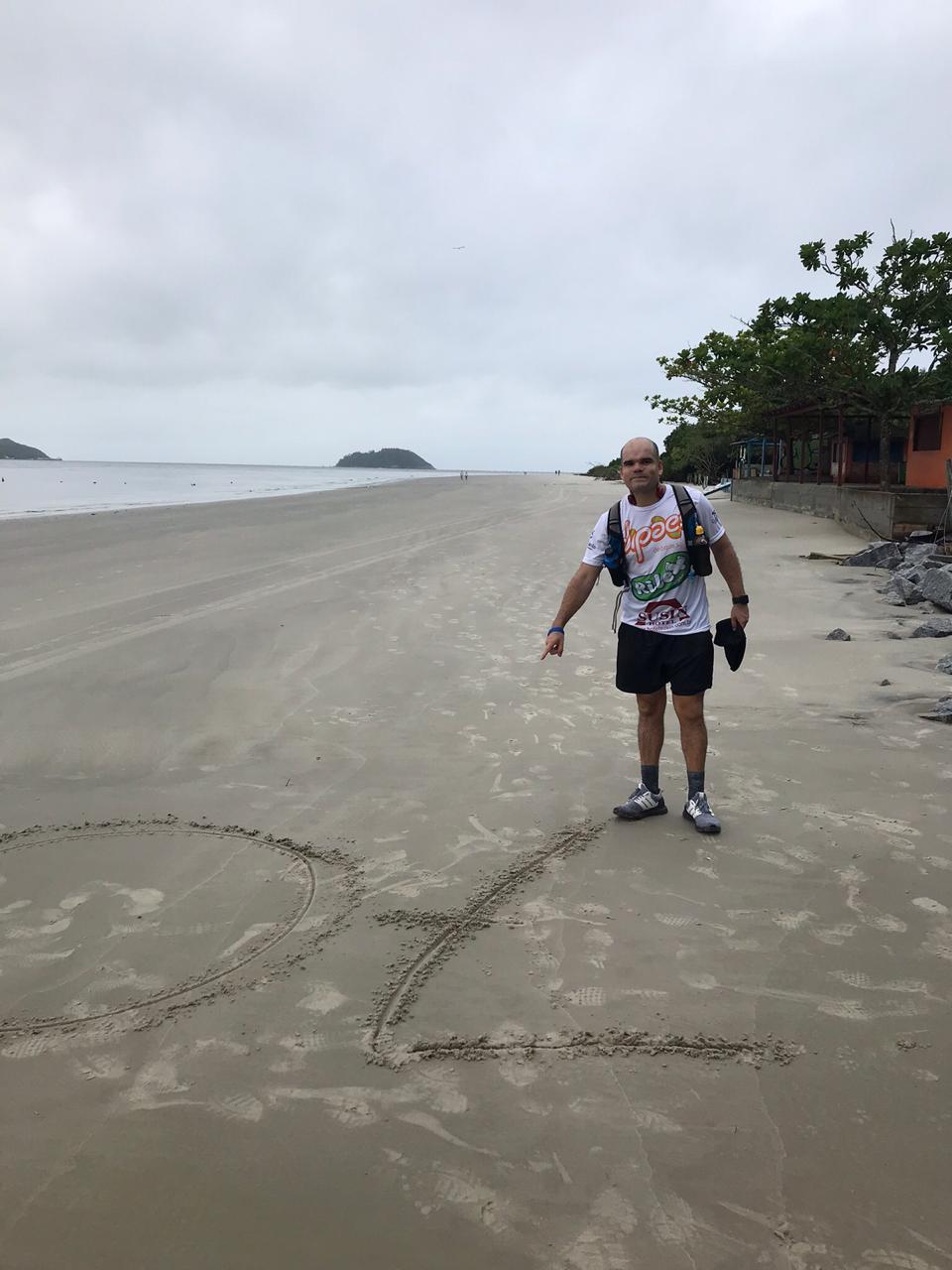 Atleta patrocinado pela Dipães conquista o 4º lugar na Ultramaratona Sand & Sun
